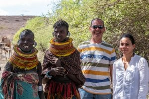 Turkana meer - Kenia