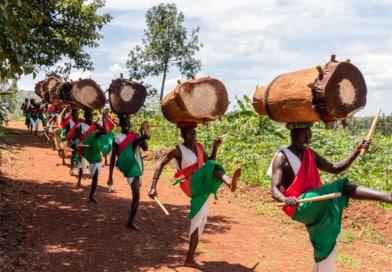 gishora drummers - fotoalbum burundi - www.edvervanzijnbed.nl