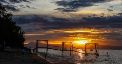 het was saaiheid troef in Cape Maclear in Malawi - www.edvervanzijnbed.nl