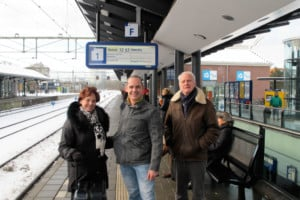 Start of my trip around the world in Apeldoorn / The Netherlands