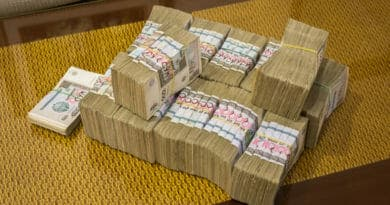 Geld in Oezbekistan