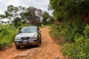 D30 east of Chiweta / Malawi