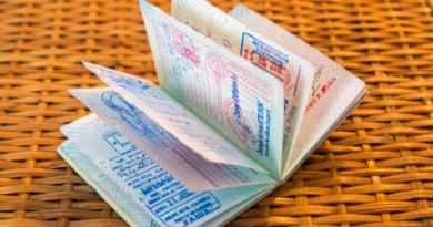 een geslaagde visumjacht