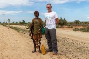Turmi / Ethiopië