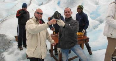 Perito Moreno Gletscher Argentinië