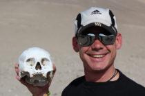 In the desert around Nazca / Peru
