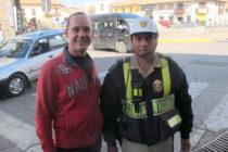 Je beste vriend in Cuzco Peru
