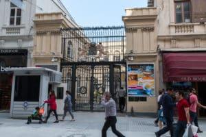 Nederlandse Ambassade / Istanboel / Turkije