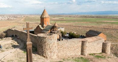 Photo Gallery Armenia and Nagorno Karbakh - Khor Virap