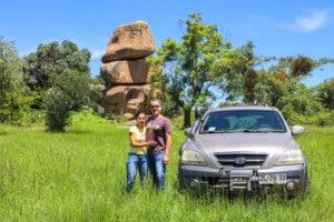 Balancing Rocks / Harare / Zimbabwe