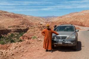 Atlas Gebergte / Marokko