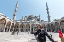 Blue mosque / Istanbul / Turkey