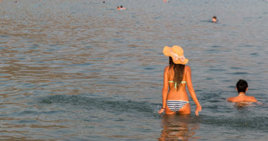 Budva Montenegro, ideaal voor stappen en nightlife maar niet voor extreme sporten.