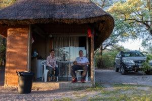 Mukolo Camp / Namibië