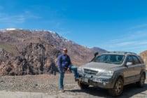 Tussen Marrakesh en Ouarzazate / Marokko