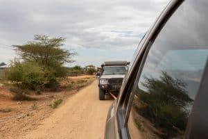 Tussen Turmi en Jinka / Ethiopië