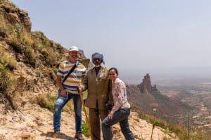 Debre Mariam Klooster / vlakbij Megab / Ethiopië