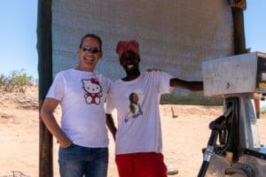Twyfelfontein / Namibië