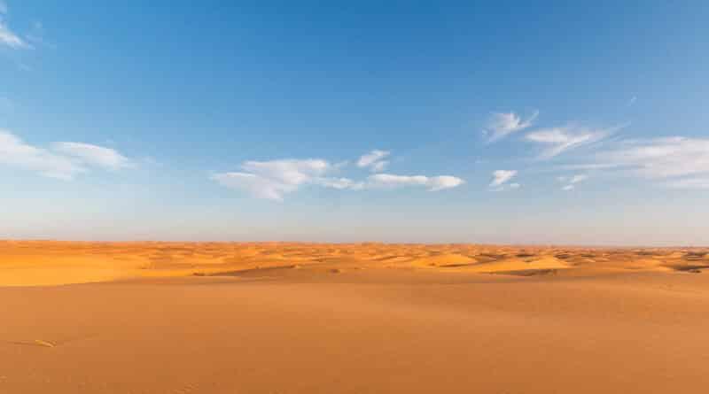 Je wordt er niet heel blij van, van motorproblemen in de Sahara. www.edvervanzijnbed.nl