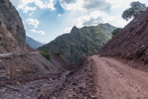 Pamir Highway / Tadzjikistan