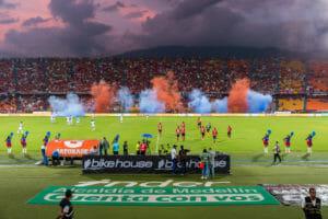 Estadio Atanasio Girard / Medellín / Colombia
