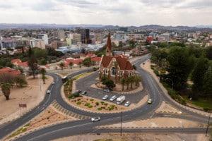 Windhoek / Namibië