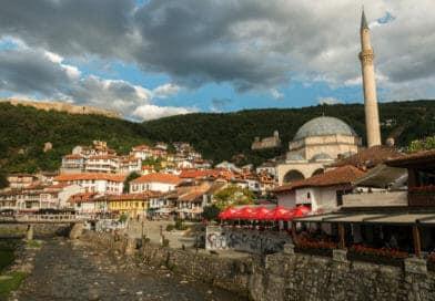 Fotoalbum Kosovo - Prizren en Pristina
