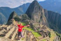Machu Picchu / Peru