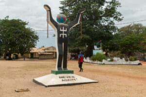 Kunta Kinteh - Gambia