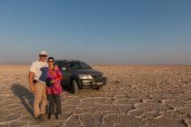 Maranjab woestijn / Iran