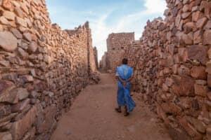 Oudane / Mauritanië