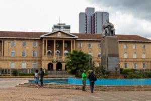 Hooggerechtshof / Nairobi / Kenia