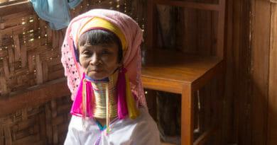 Foto's Myanmar