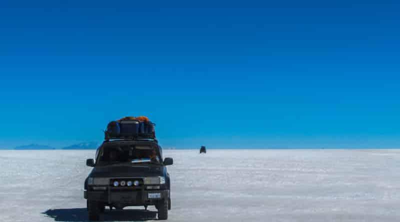 Salar de Uyuni Bolivia wandelende nieren edvervanzijnbed.nl