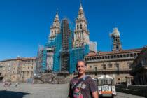 Santiago de Compostela / Spanje