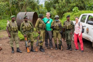 Virunga NP / DRC (Congo Kinshasa)