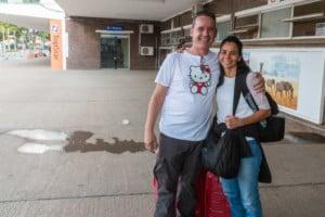 Kenneth Kaunda International Airport / Lusaka / Zambia