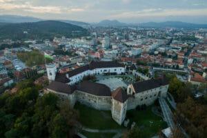 Ljubljana / Slovenië