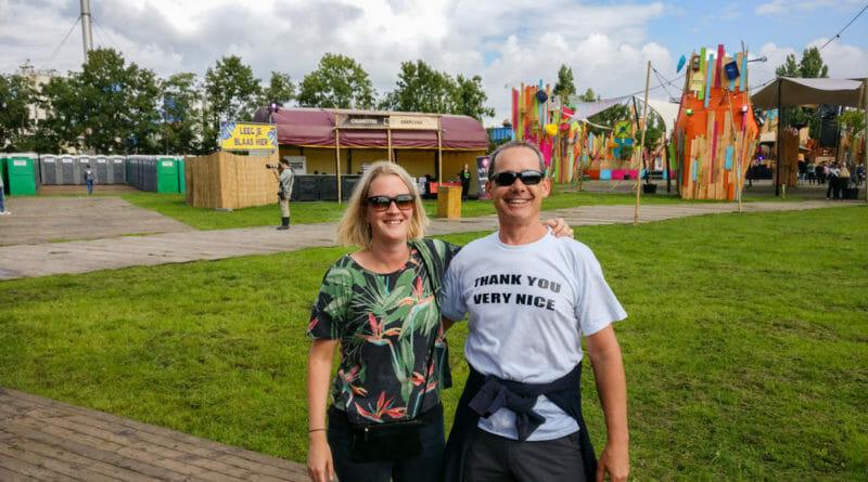 Lekker met mijn vrienden op festival bezoek, dit keer naar Smeerboel.