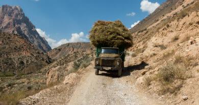 Fotoalbum Tadzjikistan Wereldreis 2016