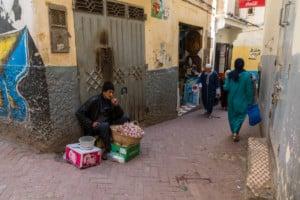 Medina Tanger / Marokko
