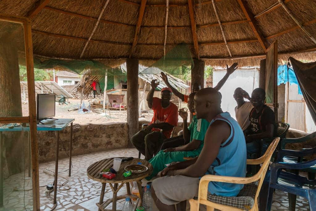 Niokolo-Koba park / Senegal