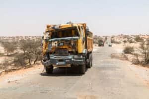 Nouakchott - Diama / Mauritanië