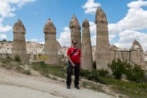 Love Valley / Cappadocië / Turkije