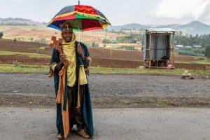 Op weg naar Gondor / Ethiopië